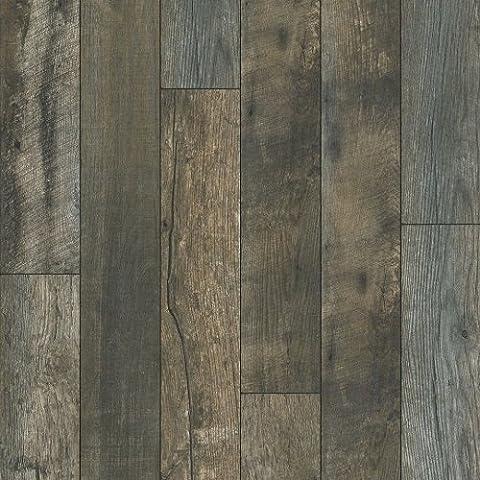 American Concepts BL13 Berkeley Lane Anderson Oak Laminate Flooring Planks, 14 sq. ft. Per Carton (8 Pack), 12mm x 4.96