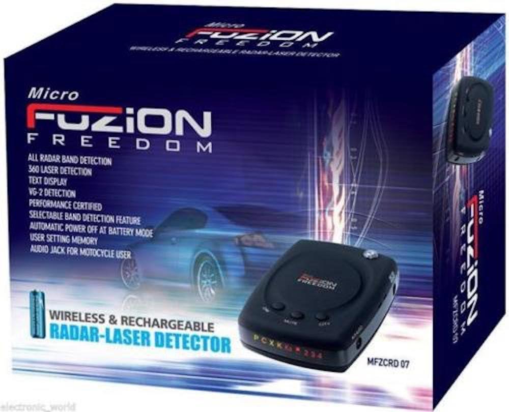 SL D/étecteur de Vitesse pour Voiture et Moto RDAR sans Fil