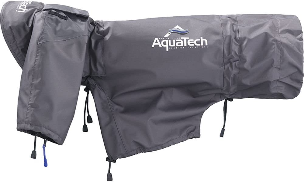 Black Aquatech X-Large Sports Shield Rain Cover
