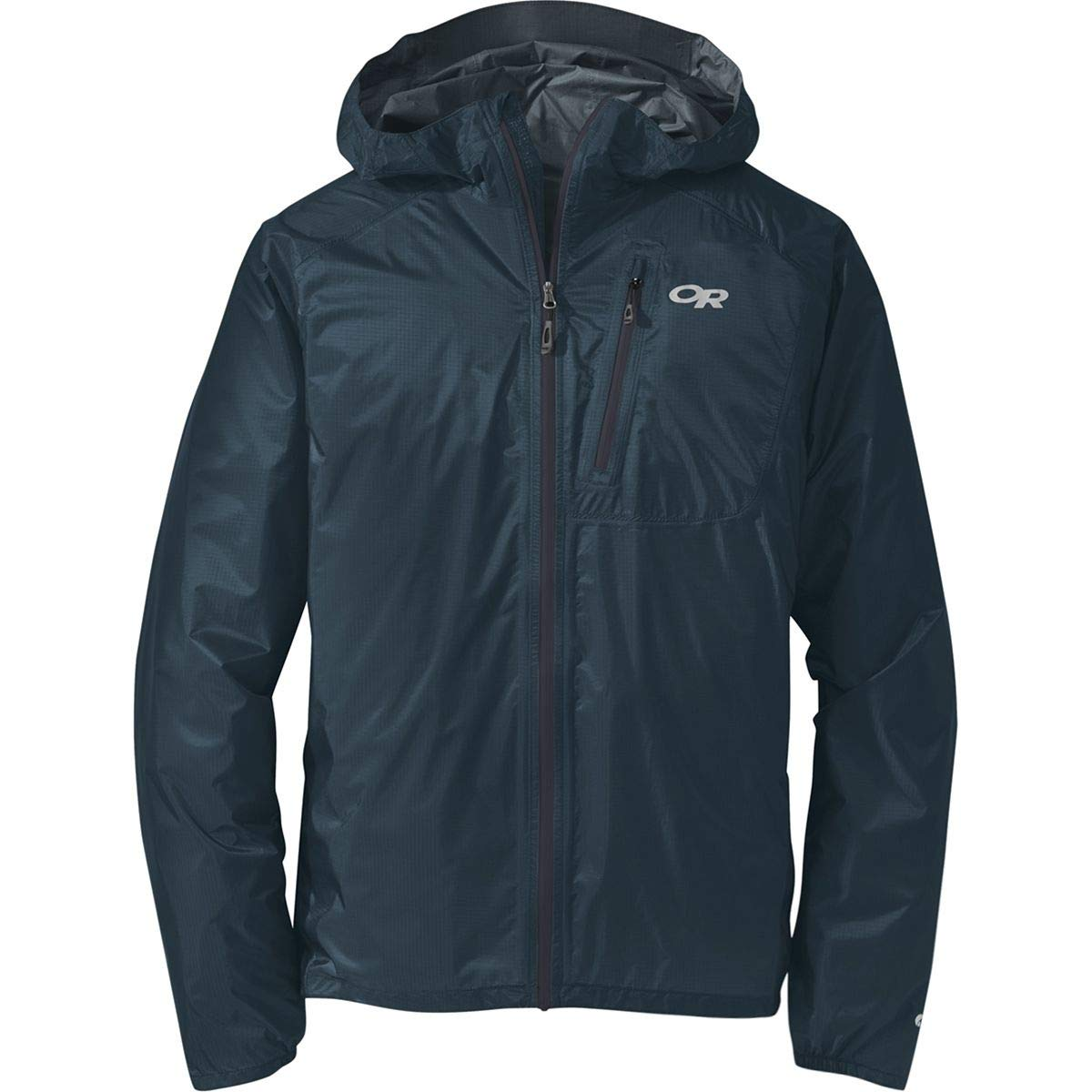 Outdoor Research Helium II Jacket - Men's Prussian Blue, S by Outdoor Research