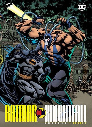 Batman: Knightfall Omnibus Vol. 1 (The Dark Knight Rises Behind The Scenes)