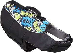 Dog Life Jacket, Dog Swimming Floatation Device, Canine Pet Life Preserver Vest with Reflective Stripes/Padded Handle for Dogs