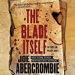 The Blade Itself Audiobook