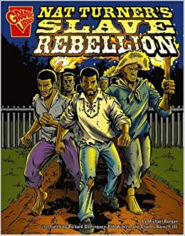 Book Nat Turner's Slave Rebellion (Graphic History)