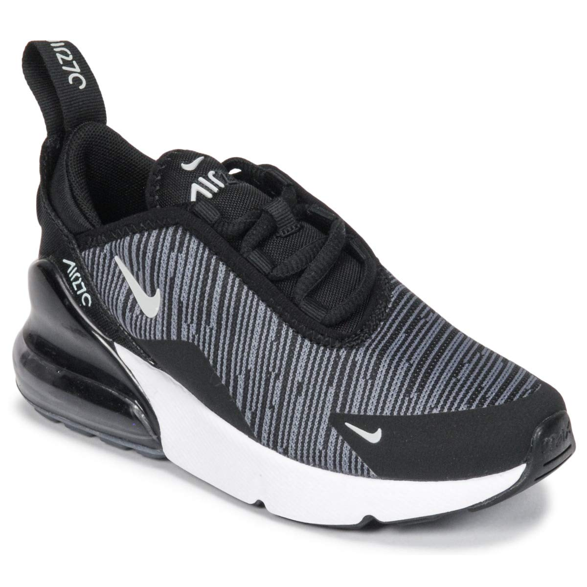 reputable site 53498 572e0 Galleon - Nike Air Max 270 (PS) Boys  Pre-School Running Shoes AO2372-008  (1Y)