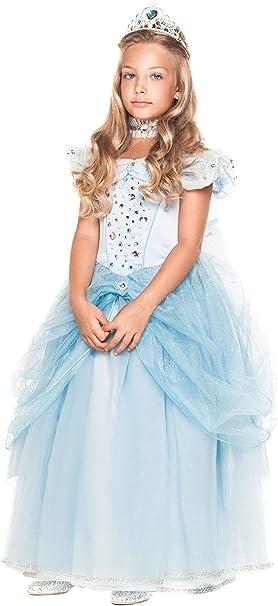 chiber Disfraces Disfraz Princesa Sofía (Talla 4): Amazon.es ...