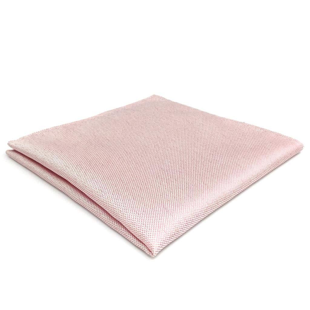S&W SHLAX&WING Color Sólido Rosa DE LOS HOMBRES Pañuelo De ...