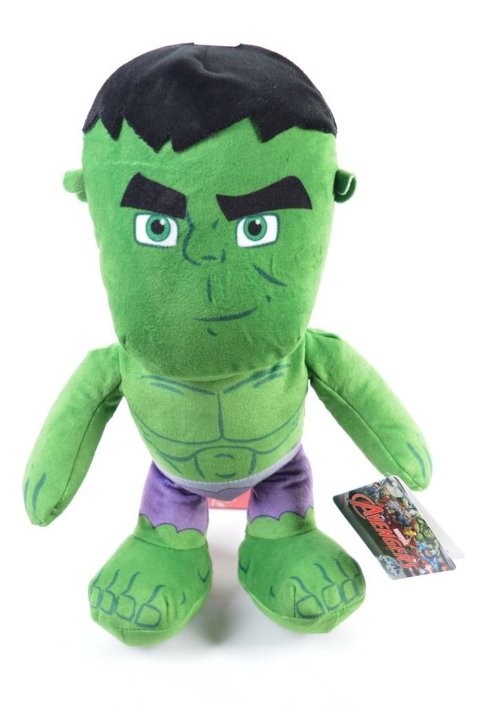Marvel Chunky The Incredible Hulk Super Hero Squad 12' 30 cm Plush Soft Toy