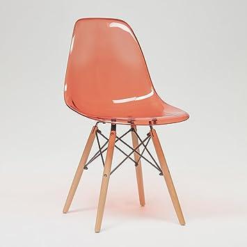 OCHS Hochwertiger Stuhl, Inspiriert Vom Eames Modell Eiffel, Retro Stuhl,  DSW
