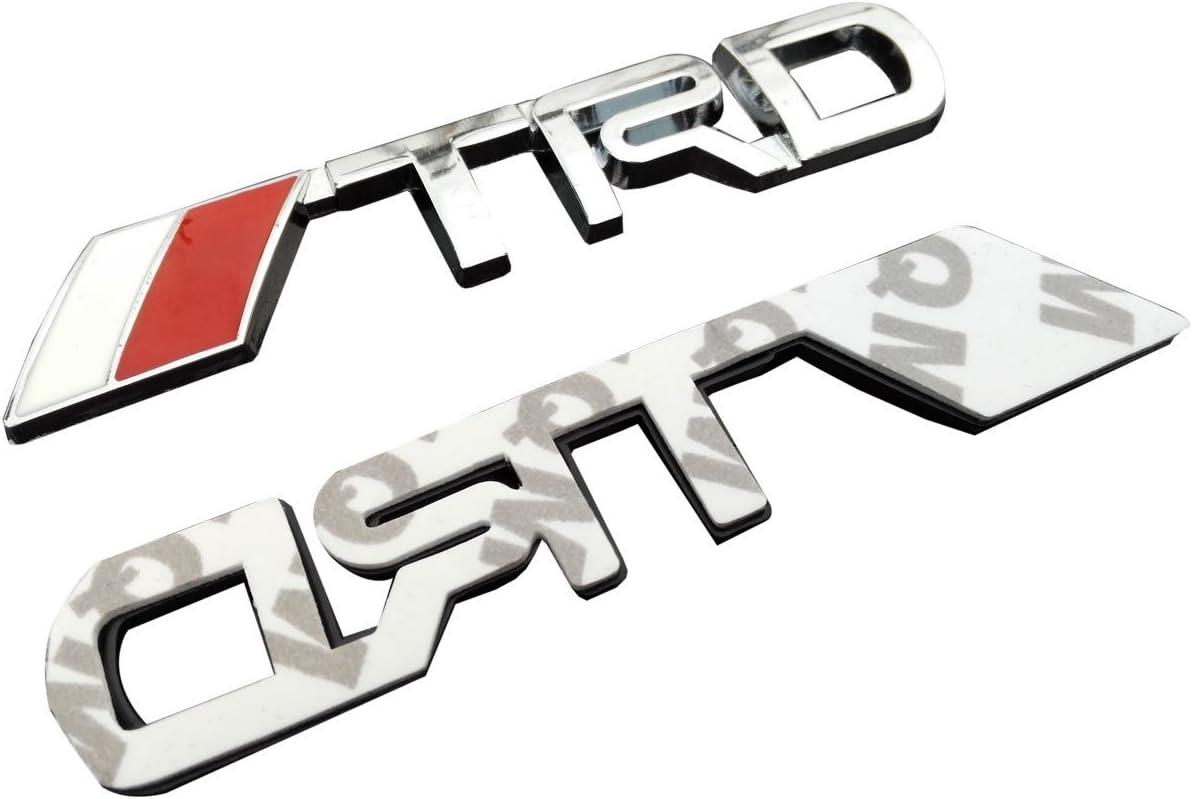 FJ Cruiser Name Badge On Polished Stainless Steel License Plate Toyota Logo