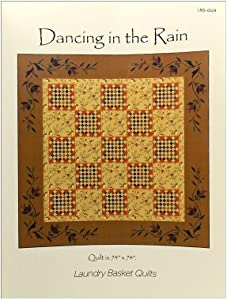 Laundry Basket Quilts Dancing In The Rain Ptrn, other