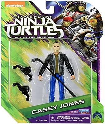 Teenage Mutant Ninja Turtles Movie 2 Out of the Shadows Casey Jones figurine