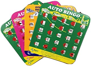 Regal Travel Bingo