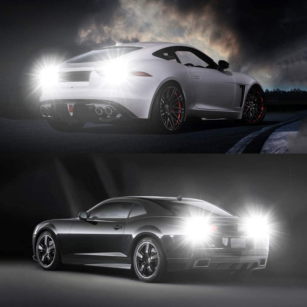 1156 P21w Ba15s 7506 1141 12V 24V 8w Lampadine LED Luminoso Eccellente per Auto Moto luci diurne luci di posizione per luce di retromarcia 6000K Bianco Con Lente Proiettore Luci Posteriori 2pz