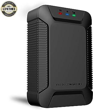 JIMI X3 GPS Tracker Localizador GPS+AGPS Real Time Protección ...