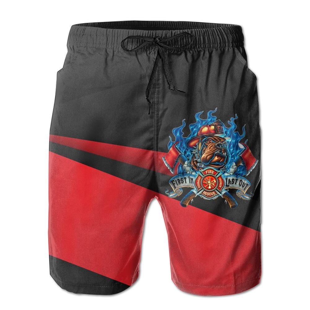 c7a0610c6302f EBMORE® Mens Swim Trunks Shorts Quick Dry with Pockets Mesh Lining for Beach  Surfing Sport ...