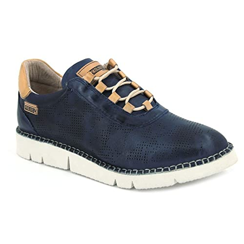 Pikolinos Chaussures VERA W4L Pikolinos soldes  39 EU Pikolinos Chaussures VERA W4L Pikolinos soldes Dr. Brinkmann Damen-Sandale Weiß 710794-3  Grösse 36  Beige (Doe) bhwMvsV