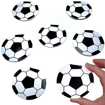 German Trendseller® - 24 x bloc de notas fútbol ┃aficionado ...