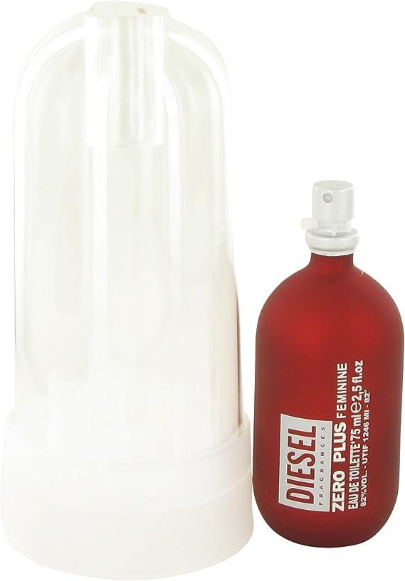 Diesel, Agua de tocador para mujeres - 75 ml.: Amazon.es: Belleza