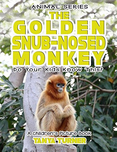 D MONKEY Do Your Kids Know This?: A Children's Picture Book (Amazing Creature Series) (Volume 93) ()