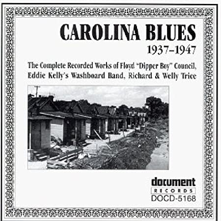 Carolina Blues, 1937-1947