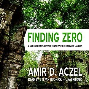 Finding Zero Audiobook
