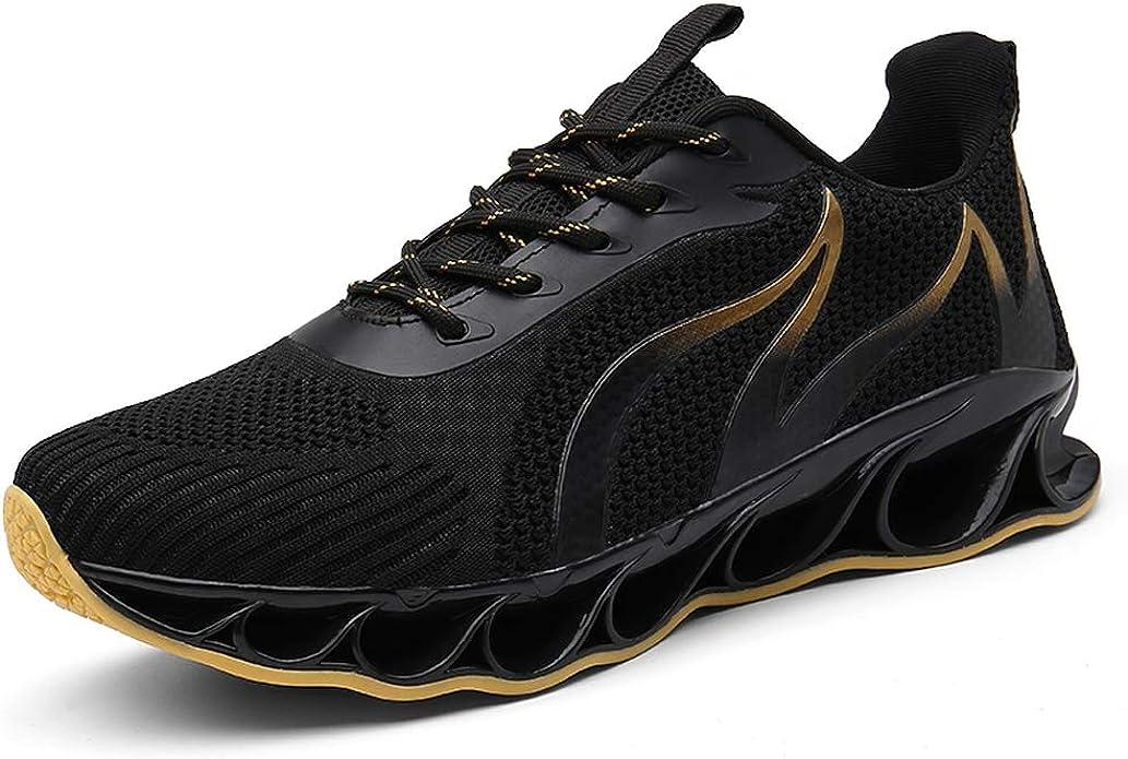 Amazon.com | GOMNEAR Running Shoes Men