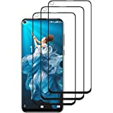 EasyLifeGo Screen Protector for Oukitel C17 Pro Full Coverage HD Anti-Scratch Bubble-Free Tempered Glass with High Response [