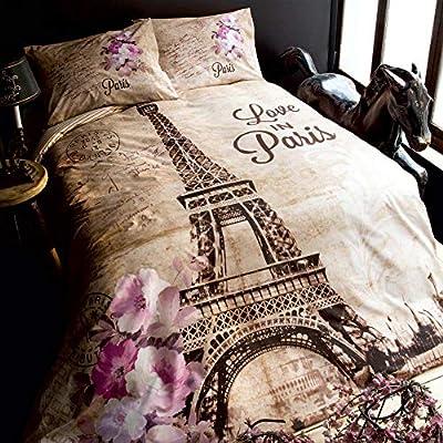 Amazon.com: 100% algodón turco 3pcs París Torre Eiffel tema ...