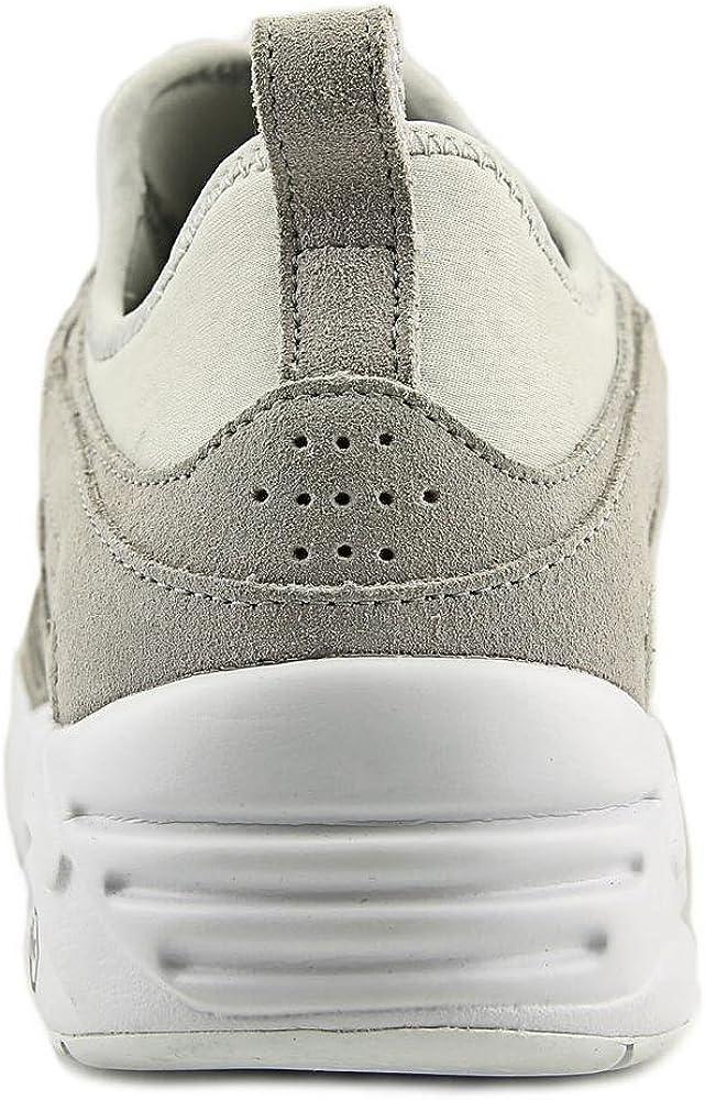 PUMA Mens Basket Knit Mesh Fashion Sneaker