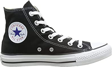 converse all star bianche mono