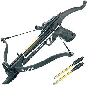 SAS 80-Pound Self Cocking Pistol Crossbow