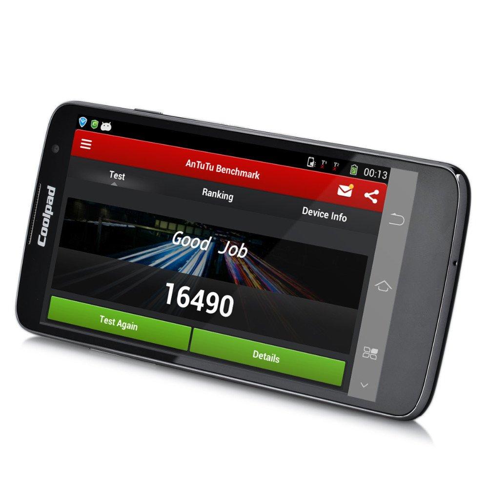 Coolpad 7295C 3G Smart Phone 5 0 inch MT6582M Quad Core 1 2GHz