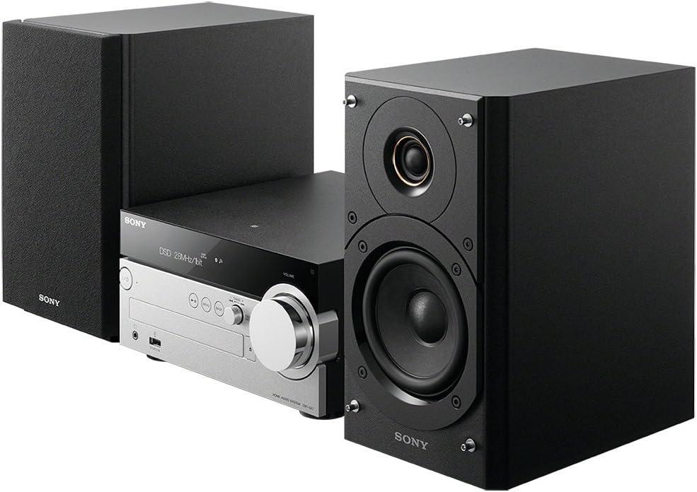 Sony CMT-SX7 - Sistema Hi-Fi Compacto (Bluetooth, NFC, Wi-Fi y ...