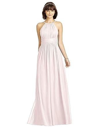 Amazon Dessy Style 2969 Floor Length Chiffon Shirred Skirt