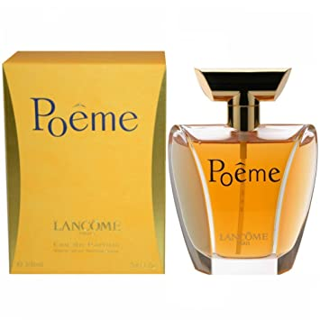 Perfume Para Mujer Mujeres Lancome Poeme Pour Femme 100 Ml