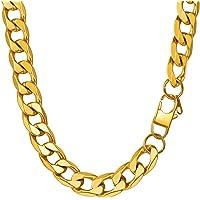 PROSTEEL Collar para Hombre Mujer, Cierre Personalizable Grabado