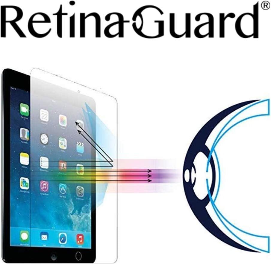 RetinaGuard iPad mini 3 Anti UV, Anti Blue Light Tempered Glass Screen Protector Compatible With iPad mini and iPad mini 2, SGS and Intertek Tested, Blocks Excessive Harmful Blue Light, Reduce Eye Fatigue and Eye Strain