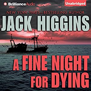 A Fine Night For Dying Audiobook