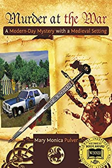 Murder at the War: A Modern-Day Mystery with a Medieval Setting (The Peter Brichter Series Book 1) by [Pulver, Mary Monica]