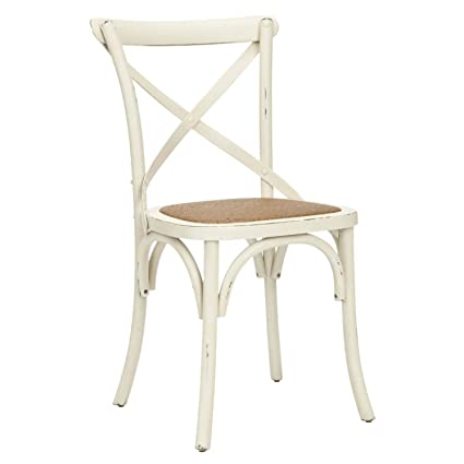 Groovy Amazon Com Country Classic Dining Bradford X Back Antiqued Ibusinesslaw Wood Chair Design Ideas Ibusinesslaworg