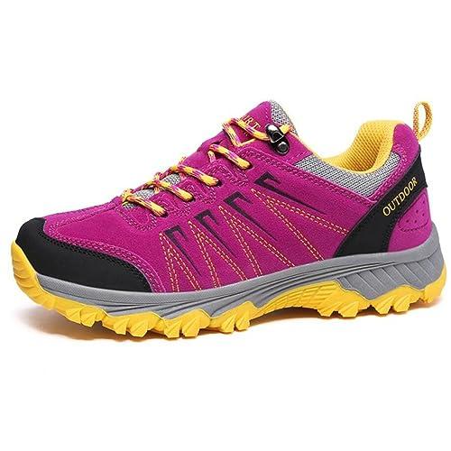 New Zapatos Cómodos para Caminar al Aire Libre para Hombres/Mujeres Zapatos Casuales para Otoño/Invierno Zapatos Grandes para Correr/Andar con poca Altura ...