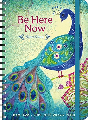 Ram Dass 2019 - 2020 On-the-Go Weekly Planner: 17-Month Calendar with Pocket (Aug 2019 - Dec 2020, 5 x 7 closed)