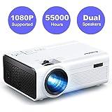 Crosstour Mini Projector LED Video Projector...