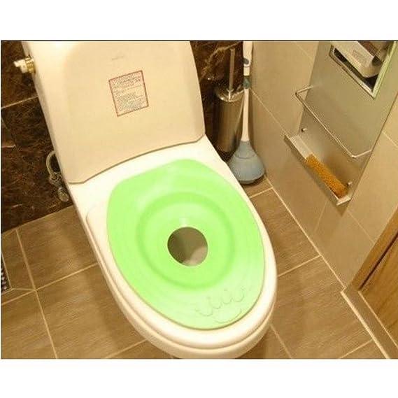 Amazon.com: Cat Kit Kitty Pet Toilet Seat Training System by NABIUGI ...