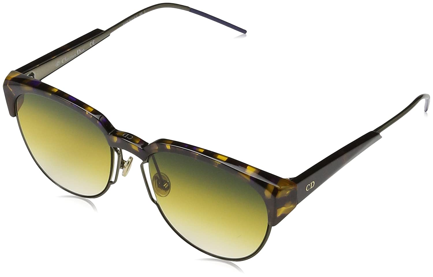 Christian Dior Women's Diorspectral Sd Sunglasses, Brwhvn, 53 01I