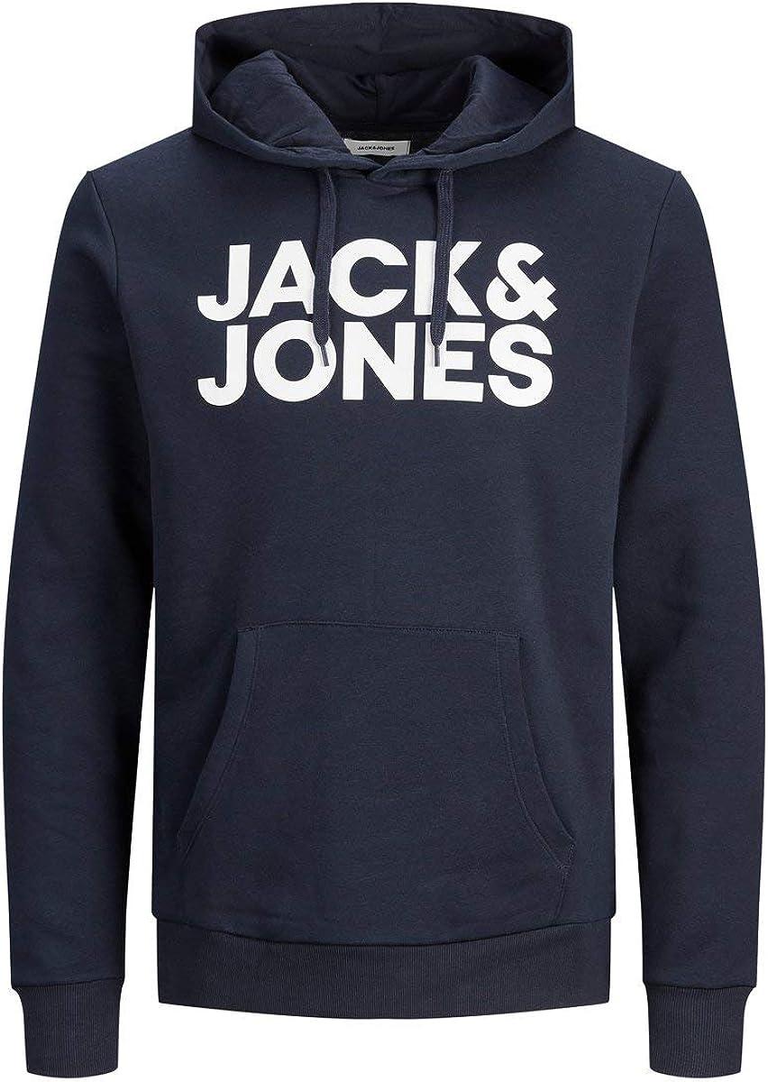 Jack & Jones Jjecorp Logo Noos Capucha para Hombre