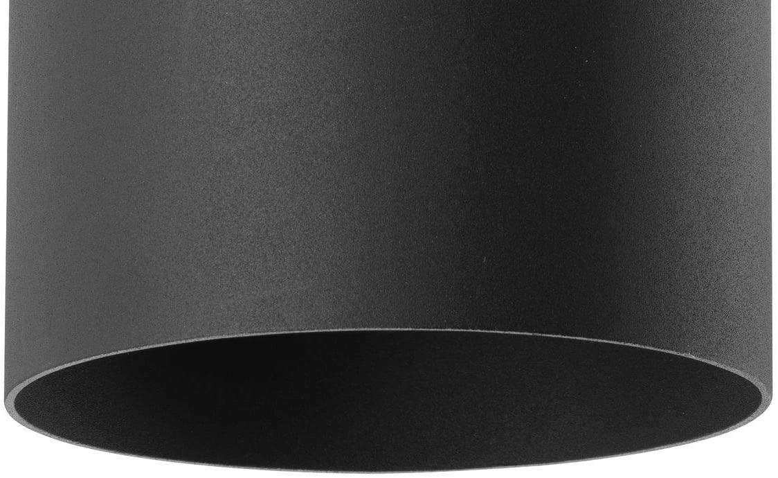 Progress Lighting P5774-30 5-Inch Flush Mount Cylinder with Heavy Duty Aluminum Construction Powder Coated Finish and Ul Listed for Wet Locations White
