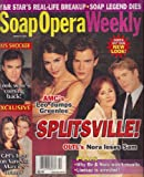 Rebecca Budig & Josh Duhamel (All My Children) l Hillary B. Smith & Laurence Lau (One Life to Live) - March 19, 2002 Soap Opera Weekly