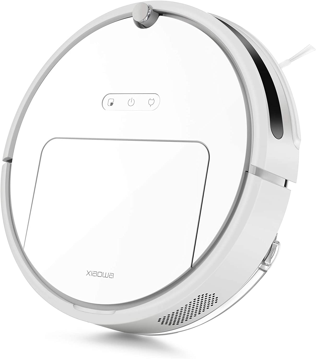 Ecovacs Deebot 711S best robot vacuum for carpet
